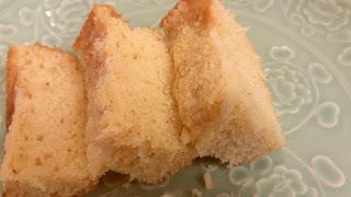 ginger crumb cake